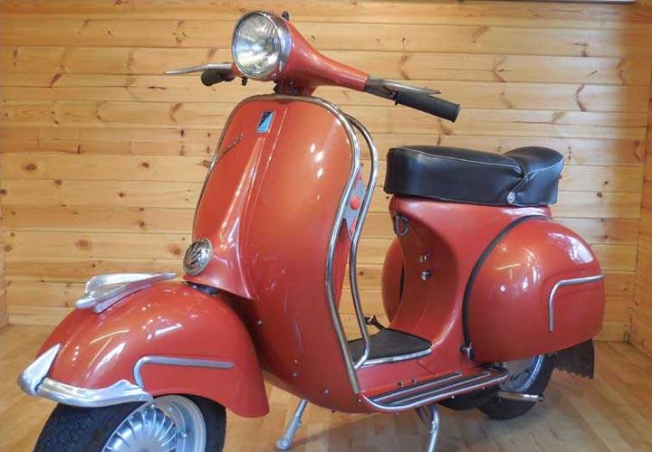 Classic Vespas Scooters for Sale